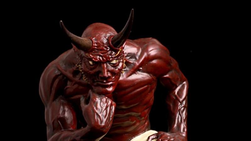 Avoir le diable ...