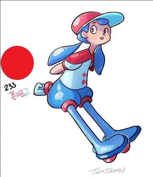 Pokémon virtuel de type normal issu de la première génération, je peux voyager à l'intérieur des réseaux informatiques. Mon corps, complètement anormal, fait penser à un canard. Contrairement aux autres Pokémon, je n'apparais que dans un seul et unique épisode. Celui-là même qui a été censuré au Japon. Mon nom ?