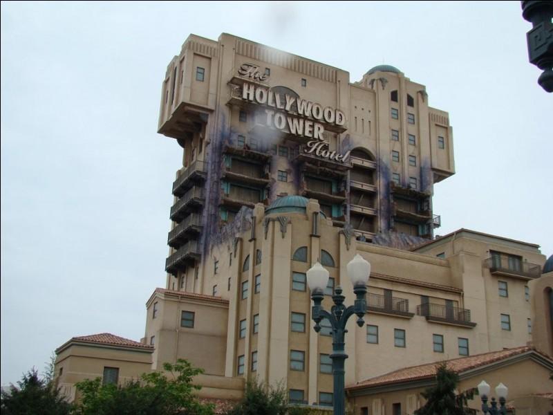 En quelle année a ouvert The Twilight Zone Tower of Terror ?