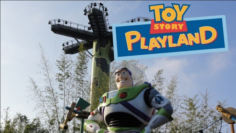 Toy Story Playland ouvre en :