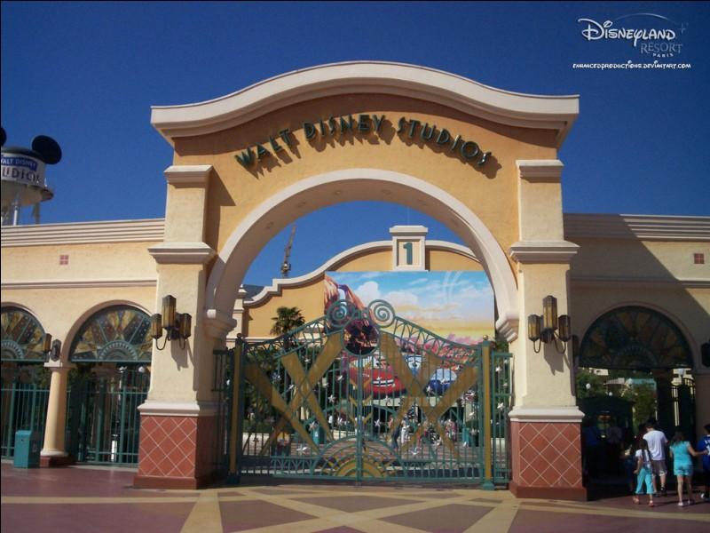 Disney Studios ouvre en :
