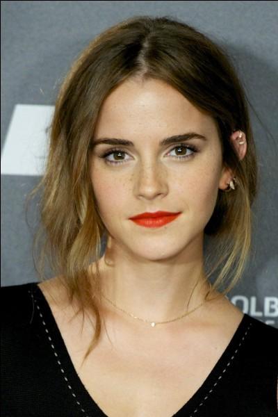 Emma Watson est l'actrice de :