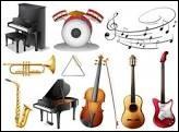 Quel est son instrument favori ?