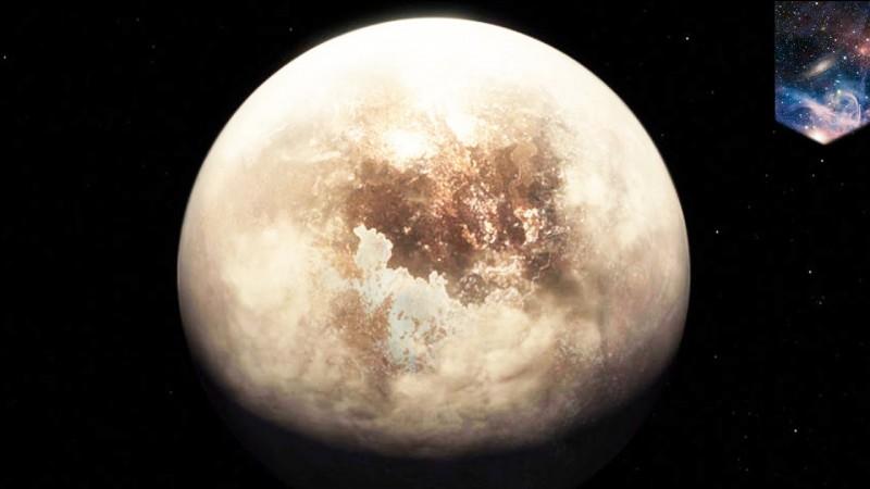 Comment se nomme l'exoplanète découverte le 15 novembre 2017 et susceptible d'héberger la vie ?