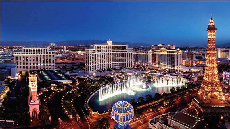 Quand a eu lieu la fusillade à l'arme automatique à Las Vegas ?
