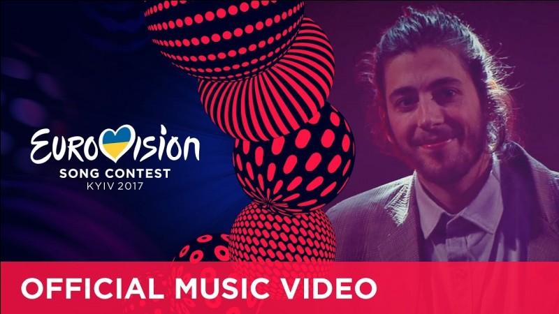 Où a eu lieu le concours de l'Eurovision le 13 mai 2017 ?