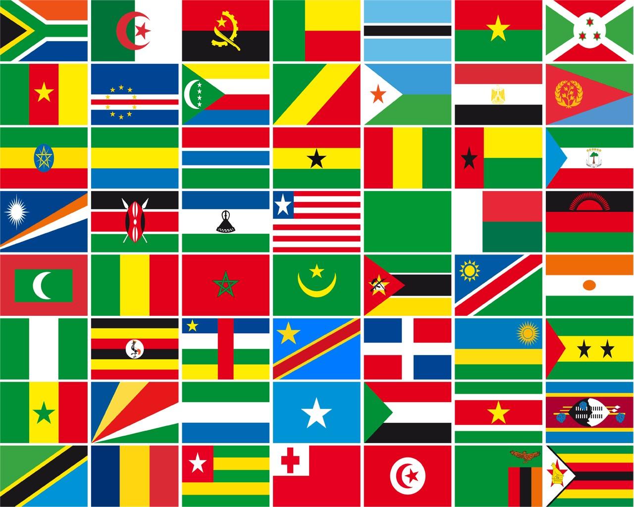 Les drapeaux en détail - 2