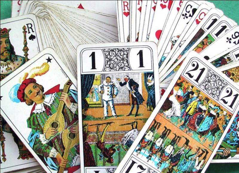 Animal ou dans un jeu de cartes !