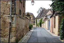 À La Châtre (Indre), les habitants portent le gentilé ...