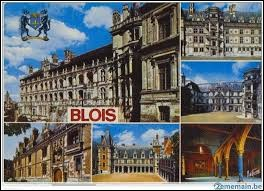 Nous continuons avec les habitants de Blois (Loir-et-Cher), ville où les habitants portent le gentilé...