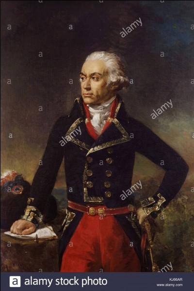 Charles-François Dumouriez est mort en exil en...