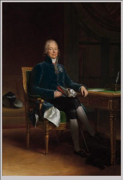 Charles-Maurice de Talleyrand-périgord a été évêque...
