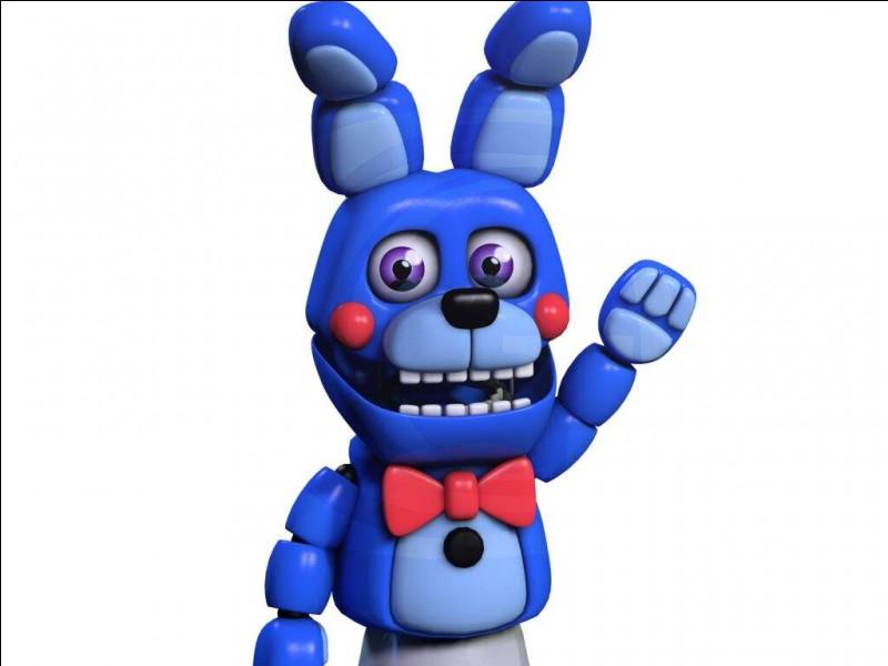 Dans les nuits customs, quelle phrase peut prononcer Funtime Freddy avant d'envoyer Bon-Bon ?