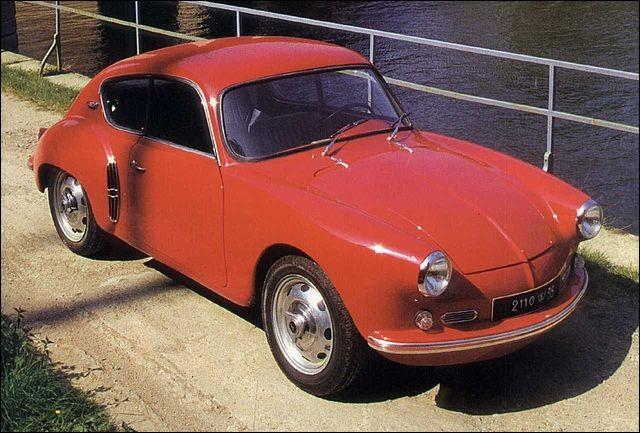 De 603 à 847 cm3, un seul moteur sera développé et amélioré au fil des années : de 1947 à 1985, il équipe les 4 CV, les Dauphine, les Ondine, puis ... (Complétez !)