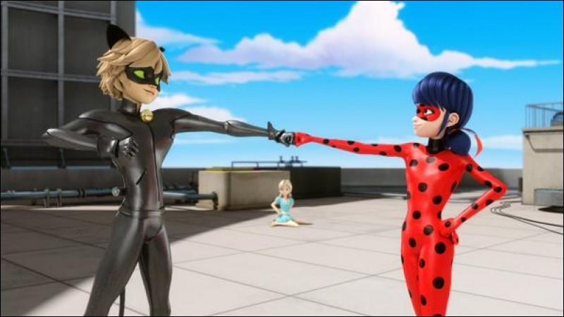 Que disent Ladybug et Chat-Noir à chaque fois qu'ils l'emportent sur le mal ?