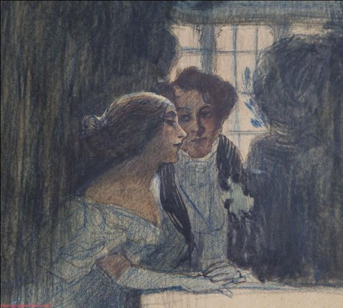 """Alfred de Musset tentait de """"voir double"""". Pour quelle raison ?"""