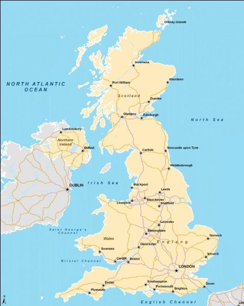 Combien de nations constitutives composent le Royaume-Uni ?
