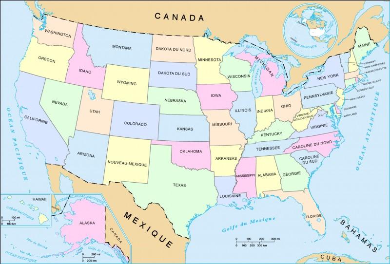 Dans quelle ville américaine se situe-t-il ?