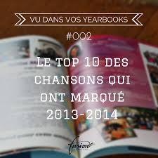 Chansons francophones de l'année 2014