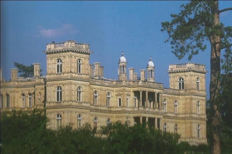 Dans quel département est situé ce château ?