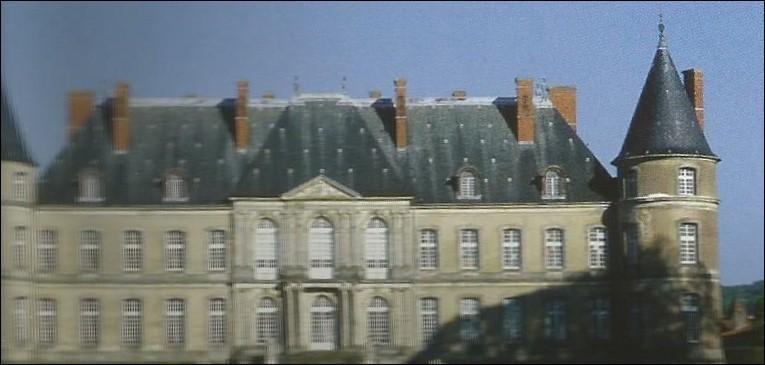 Quelle est la particularité du château d'Haroué en Meurthe-et-Moselle ?