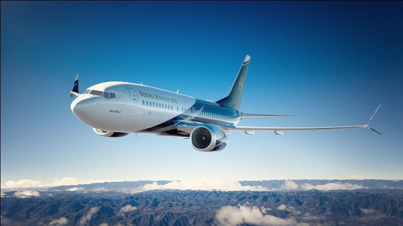 La marque Boeing est américaine.