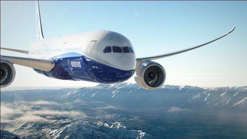 La marque Boeing a été créée en 1980.