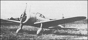 """Mis en service en 1938, ce chasseur a été engagé dans les combats contre l'URSS en 1939. Appareil à l'excellente manœuvrabilité mais manquant de vitesse et de puissance, il était le chasseur plus répandu dans l'armée japonaise jusqu'en 1941. Quel est cet avion surnommé """"Clint"""" par les Alliés ?"""