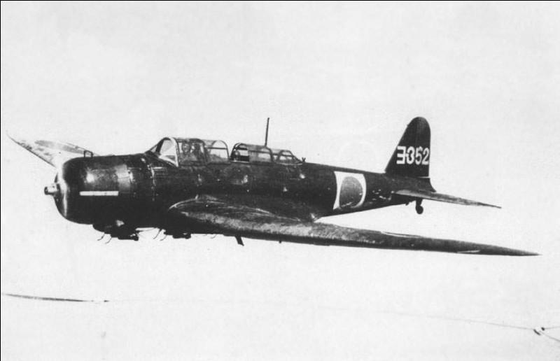 """Appelé """"Kate"""" par les Alliés, c'est le bombardier-torpilleur standard de la Marine impériale japonaise, utilisé à Pearl-Harbor et les grandes batailles aéronavales. Ce sont des appareils de ce type qui coulent, en 1942, les porte-avions Lexington et Hornet. Quel est cet avion ?"""