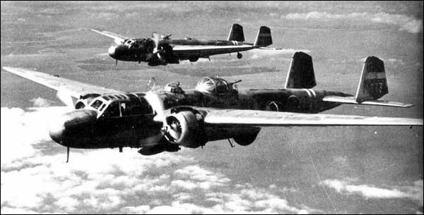 """Appelé """"Nell"""" par les Alliés, c'est le premier bombardier moderne japonais. Engagé dans les guerres entreprises par le Japon entre 1937 et 1940, il constituait encore le fer de lance de la marine impériale japonaise lors de la première année de la guerre. De quel appareil s'agit-il ?"""
