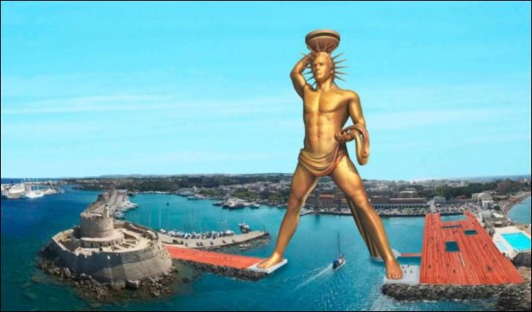 Quelle île Zeus attribue-t-il à Hélios, dieu du Soleil ?