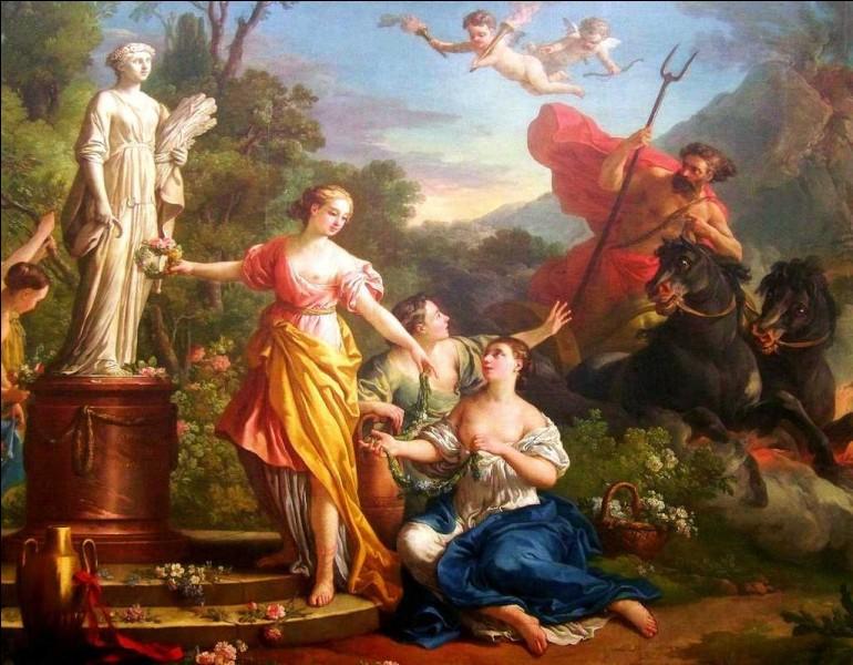 Perséphone est-elle une déesse de l'Olympe ?
