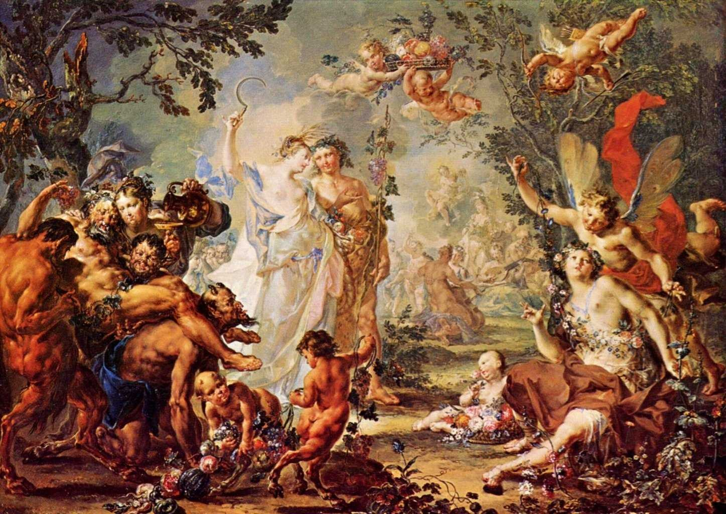 Culture générale - La mythologie grecque