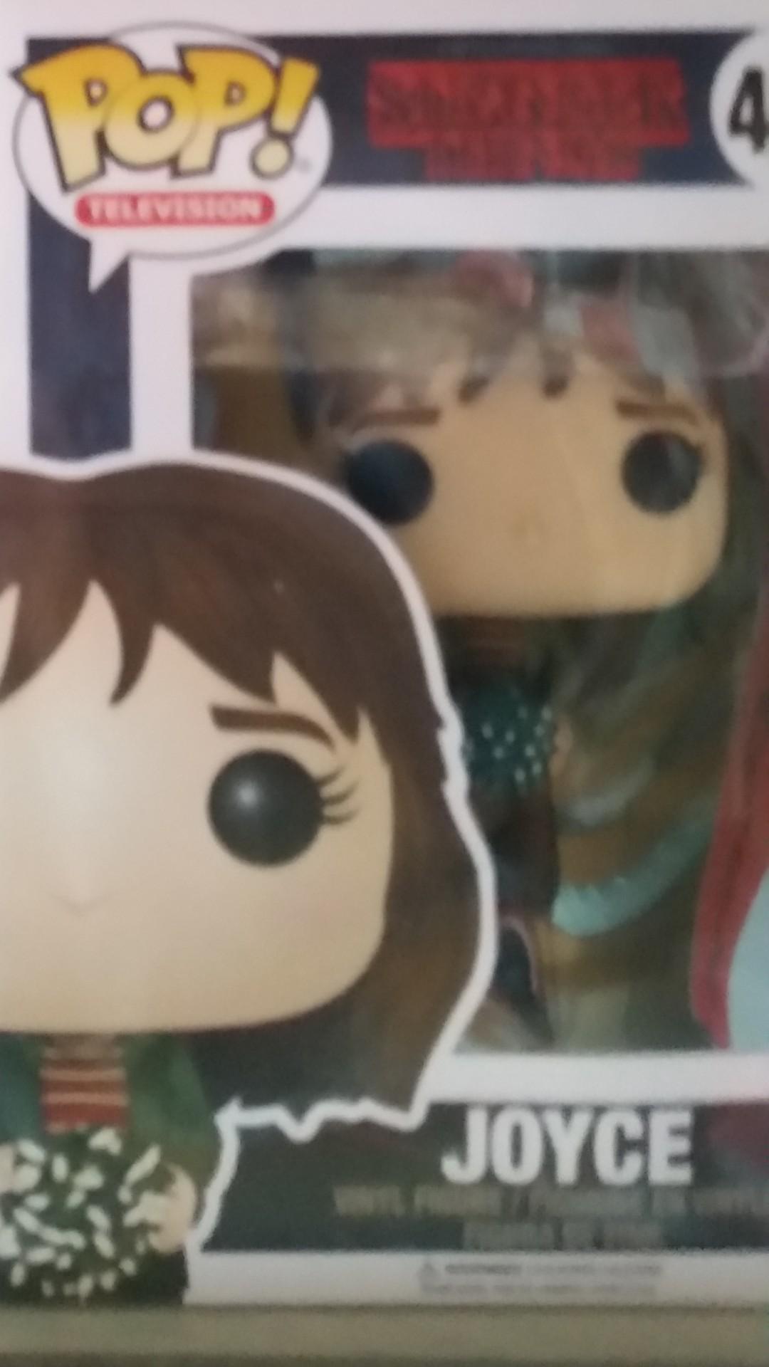 Les figurines Pop