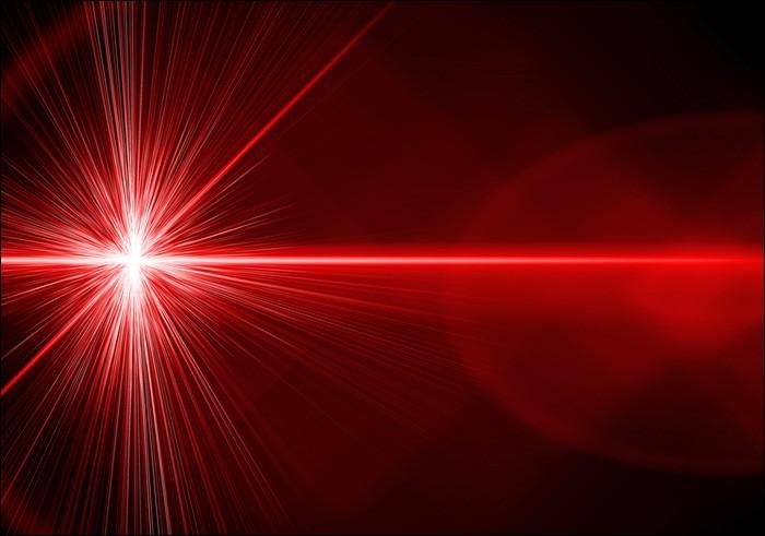 Quelle est la vitesse de propagation de la lumière dans l'air ?