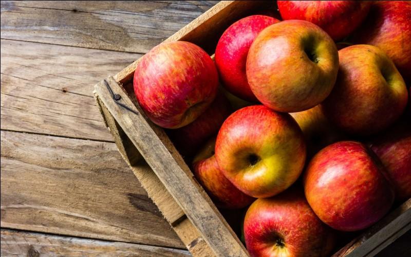 """Comment dit-on """"une pomme"""" ?"""