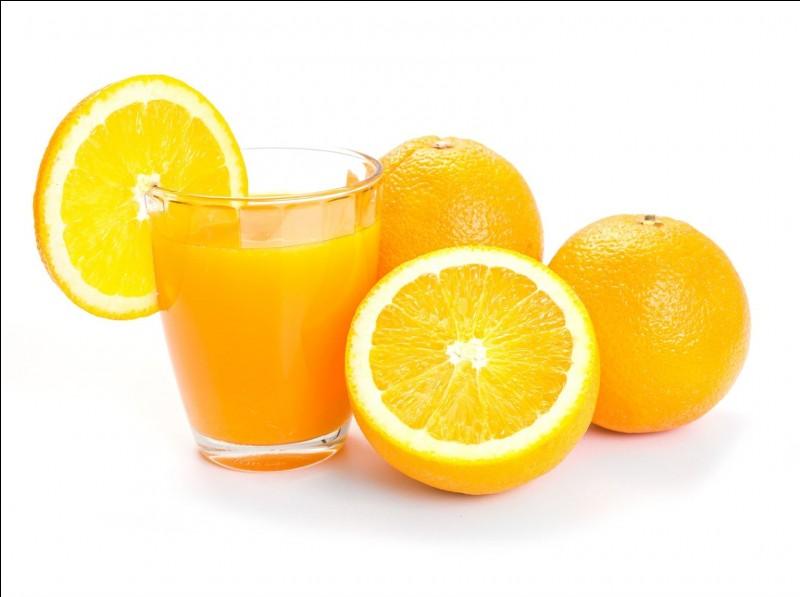 """Comment dit-on """"du jus d'orange"""" ?"""
