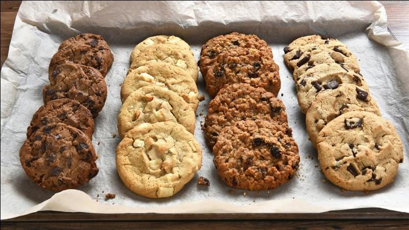 """Comment dit-on """"un cookie"""" ?"""