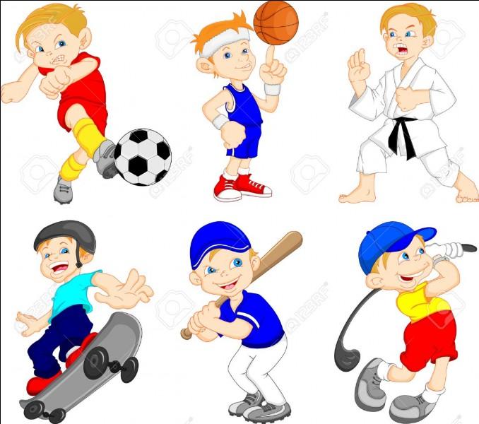 Faire du sport c'... bon pour la santé !