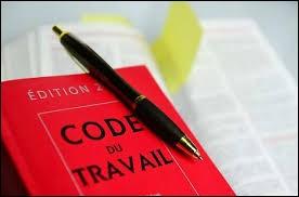 Y a-t-il eu une réforme du Code du travail ?