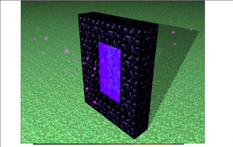 Où te mène le portail en obsidienne ?