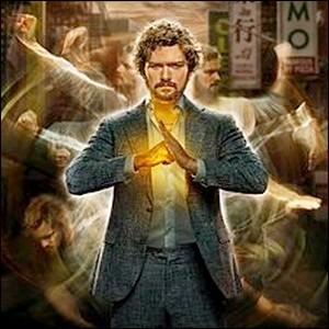 """Dans la série """"Iron Fist"""" le héros est le protecteur du temple..."""