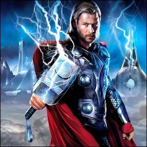 """""""Thor"""" le fils d'Odin, est le dieu nordique ..."""