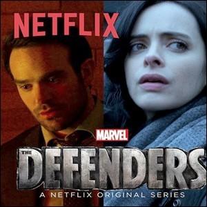 """Dans la série """"The Defenders"""" combien sont les héros ?"""