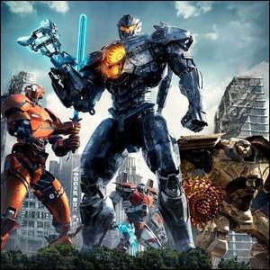 [Pacific Rim] Quel terme désigne les robots géants du film ?
