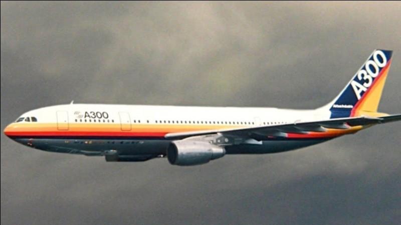 La production de l'Airbus A300 s'est arrêtée en 2007.