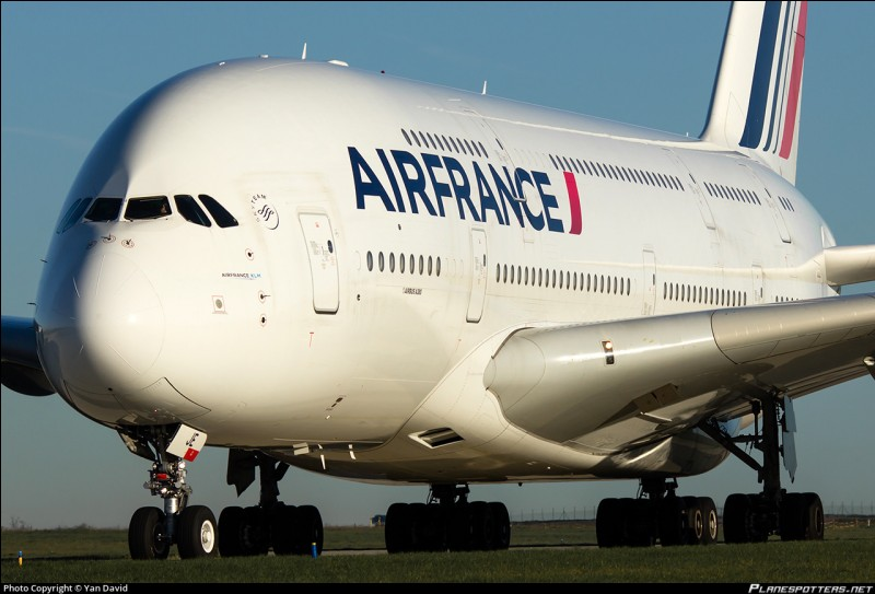 La mise en service de l'Airbus A380 date de 2007.