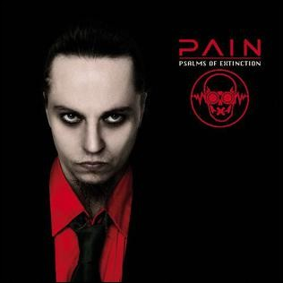 "Quand est sorti l'album ""Psalms of Extinction"" de Pain ?"