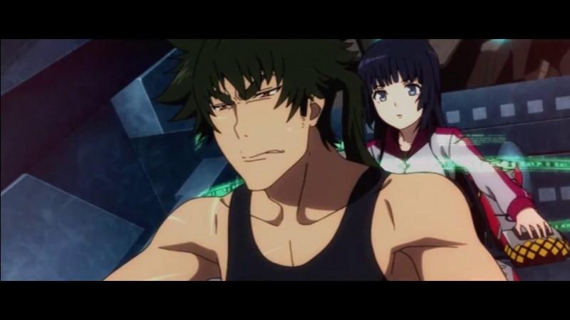 """Il est l'un des personnage de l'animé """"Kuromukuro"""". A la recherche de la princesse Yukihime, il prend la jeune Yukina pour elle, après tout, la ressemblance est frappante !"""