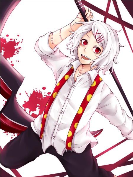 """Passons par """"Tokyo Ghoul"""". Beaucoup aime ce gars (personnellement je n'est jamais compris), et il est important dans le cours de la série malgré qu'il ne soit pas le personnage totem."""